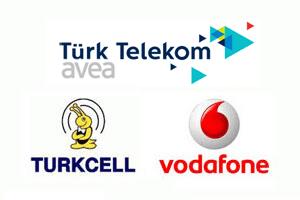 Türk Telekom Avea, Turkcell ve Vodafone'da Numara Değişikliği