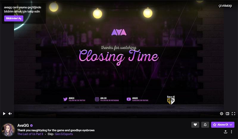 Twitch İçin Profil Afişi ve Çevrimdışı Ekran Afişi Oluşturma - internet-siteleri