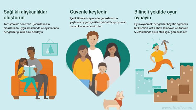 """ucretsiz ebeveyn kontrol yazilimi - Bilgisayarlar için Ücretsiz Ebeveyn Kontrol Programı """"Family Safety"""""""
