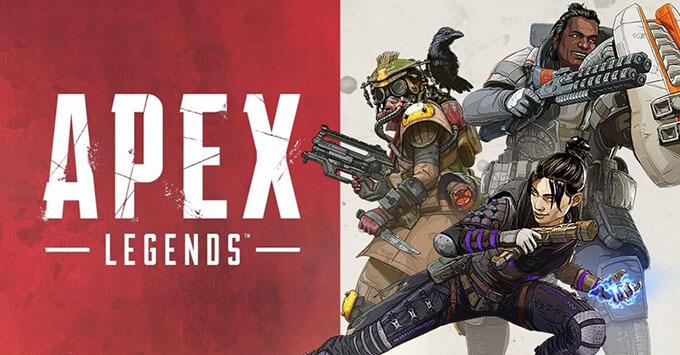 Gelecek Temalı Ücretsiz Hayatta Kalma Oyunu Apex Legends!