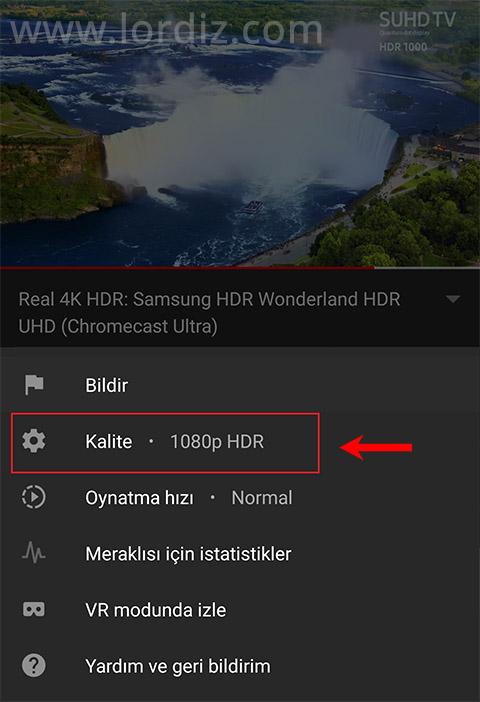 ucretsiz hdr videolar2 - HDR Video Ne Demek? Nereden Buluruz? Nasıl İzleriz?