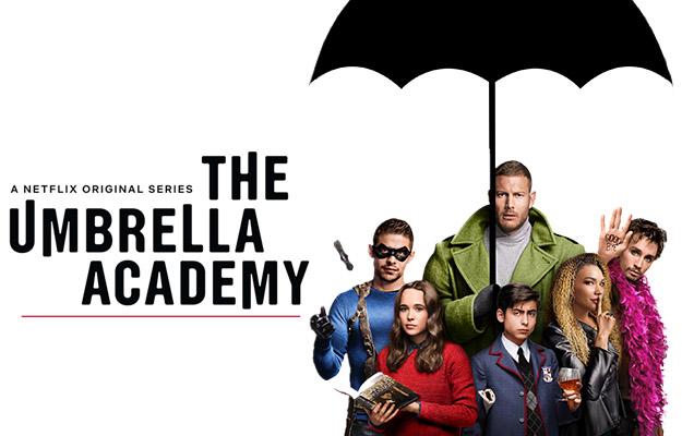 """Süper Sorunlu Aile """"Şemsiye Akademisi"""" Netflix'de Başlıyor!"""