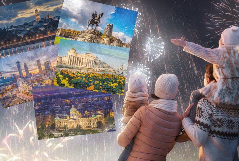 Yılbaşında Yurt Dışı Tatili için Tercih Edilebilecek En Ucuz Ülkeler