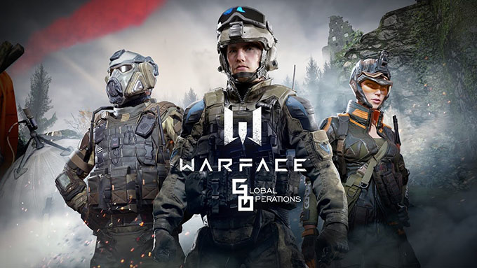 """Crytek Tarafından Geliştirilen WARFACE Mobil Oyunu """"WARFACE: GO"""""""