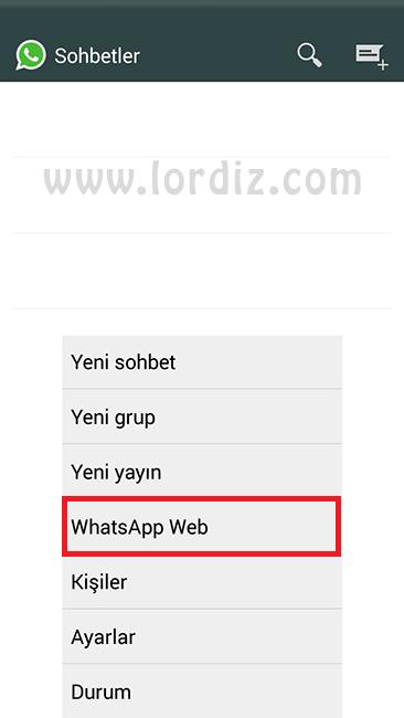 """Bilgisayardan Whatsapp Keyfi için """"Whatsapp Web"""" - cep-telefonu-teknoloji-haber, internet-siteleri"""