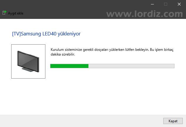 """Windows 10 """"Cihaza Yayınla"""" Özelliğinde """"Cihaz Bulunamadı"""" Sorunu - windows-destek"""