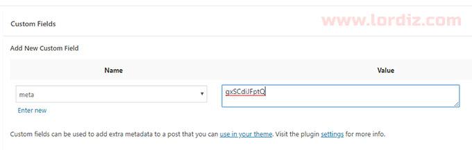 Wordpress 5.0 ve Sonrasında Özel Alan (Custom Fields) Kullanımı! - web-master