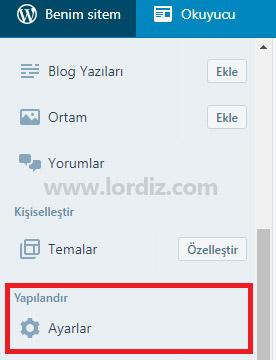wordpress.com amp ayar - Wordpress.com için Google AMP Nasıl Kapatılır?