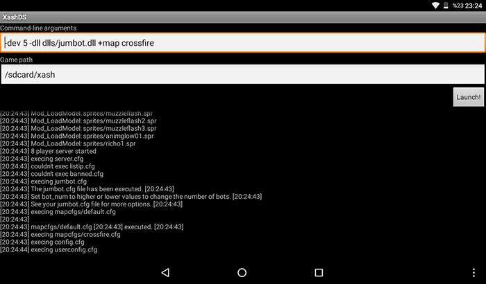 Android Telefon ve Tabletler için Botlu Half Life + CS 1.6 - oyun-indir, google-play