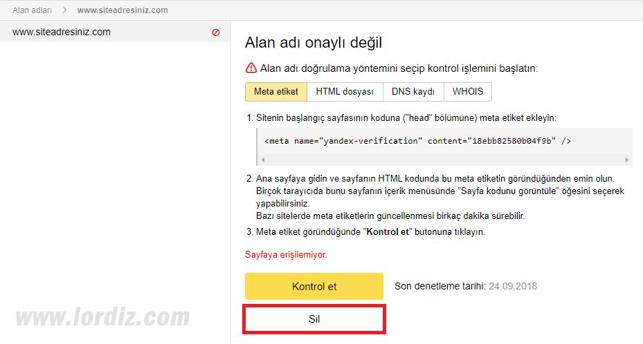 """Alan Adı Destekli Ücretsiz Mail Servisi """"Yandex Connect"""" - web-master"""