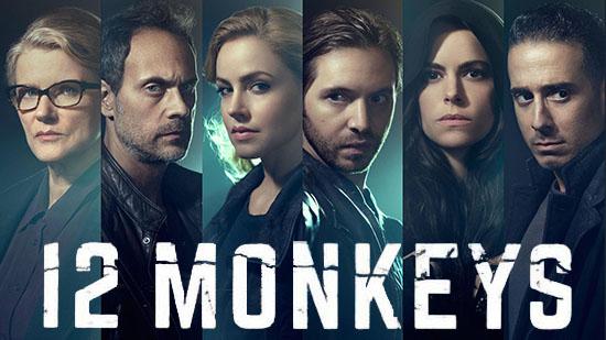 """Zamanda Yolculuk Temalı 4 Sezonluk Syfy Dizisi """"12 Monkeys"""""""
