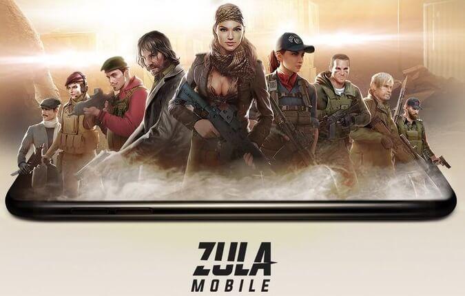 """Zula'nın Mobil Oyunu """"Zula Mobile"""" Kapalı Beta Testlerine Başladı!"""